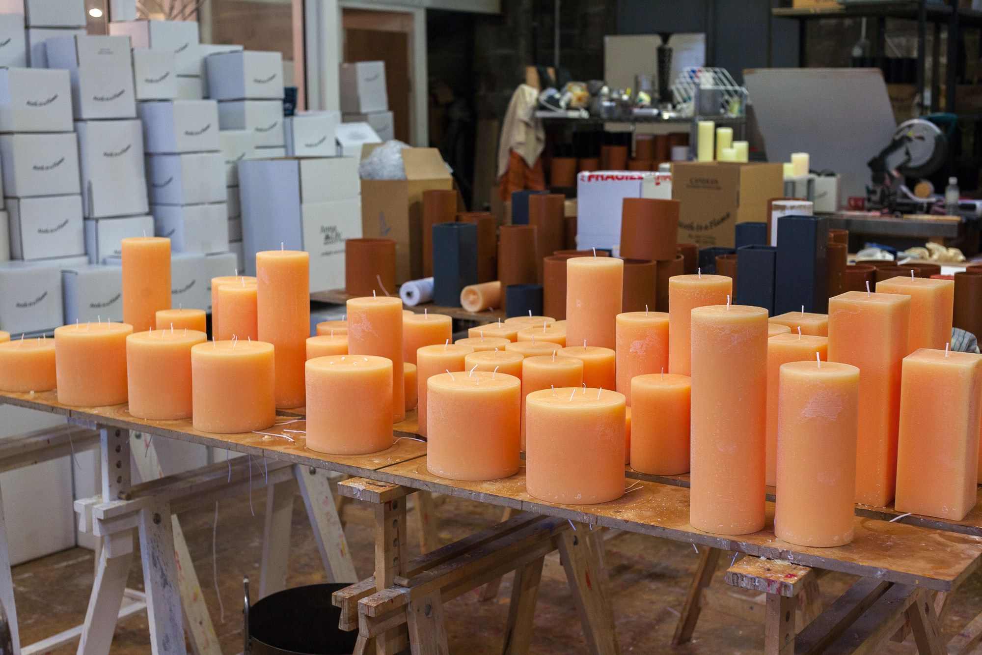 handmade candles, ireland, kilkenny,