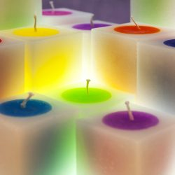 Gloworm Candles