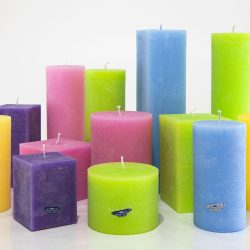 spa candles, therapy candles