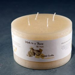 scented candles, handmade, ireland