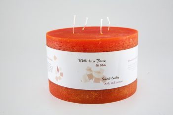 scented candles, handmade, ireland
