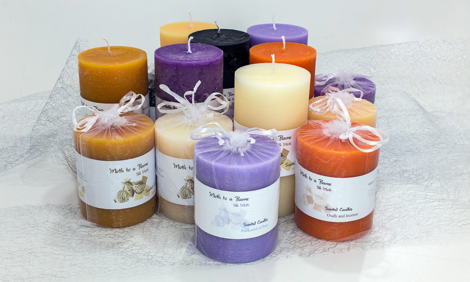 scented candles, hand made, kilkenny, ireland